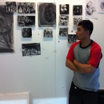"Student Artist Profile:""MJ"""