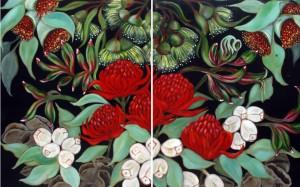 Australian Wild Flowers-1