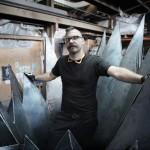 Melbourne Sculptor-Damian Vick