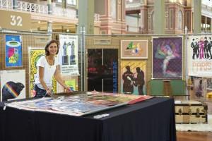 Supergraph 2014 Booths