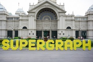 Supergraph 2014 at The Royal Exhibition Building