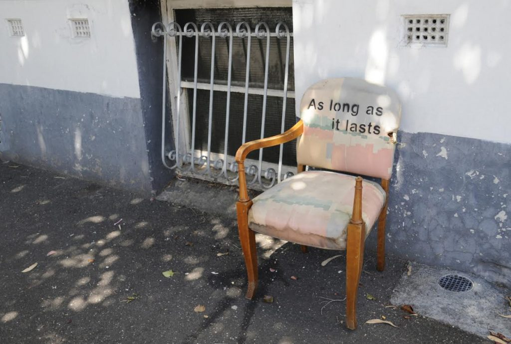As long as it lasts-Julie Sheils
