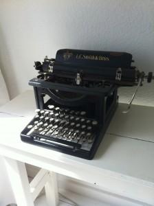 Suzie's Typewriter