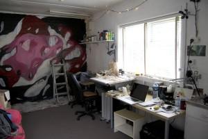 Studio other room