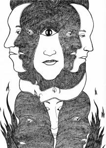 jafari fire drawing