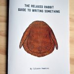 Looking for a quirky Easter Gift? The Relaxed Rabbit Zine has Arrived!